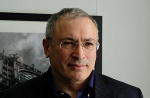 Michail Chodorkowsi, Ex-Oligarch  & Neo-Londoner